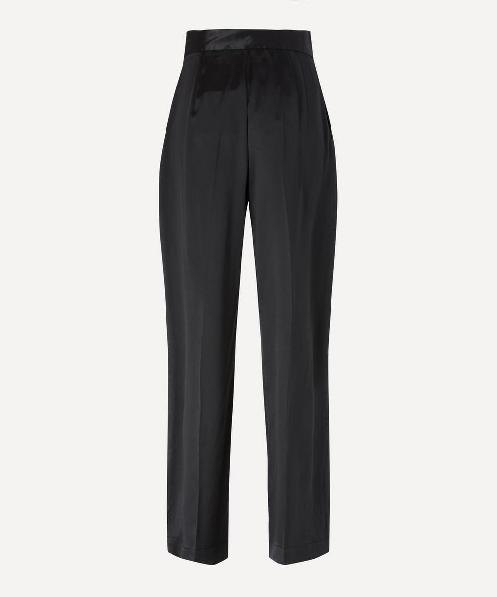 BITE Studios - Organic Wide-leg Silk Trousers