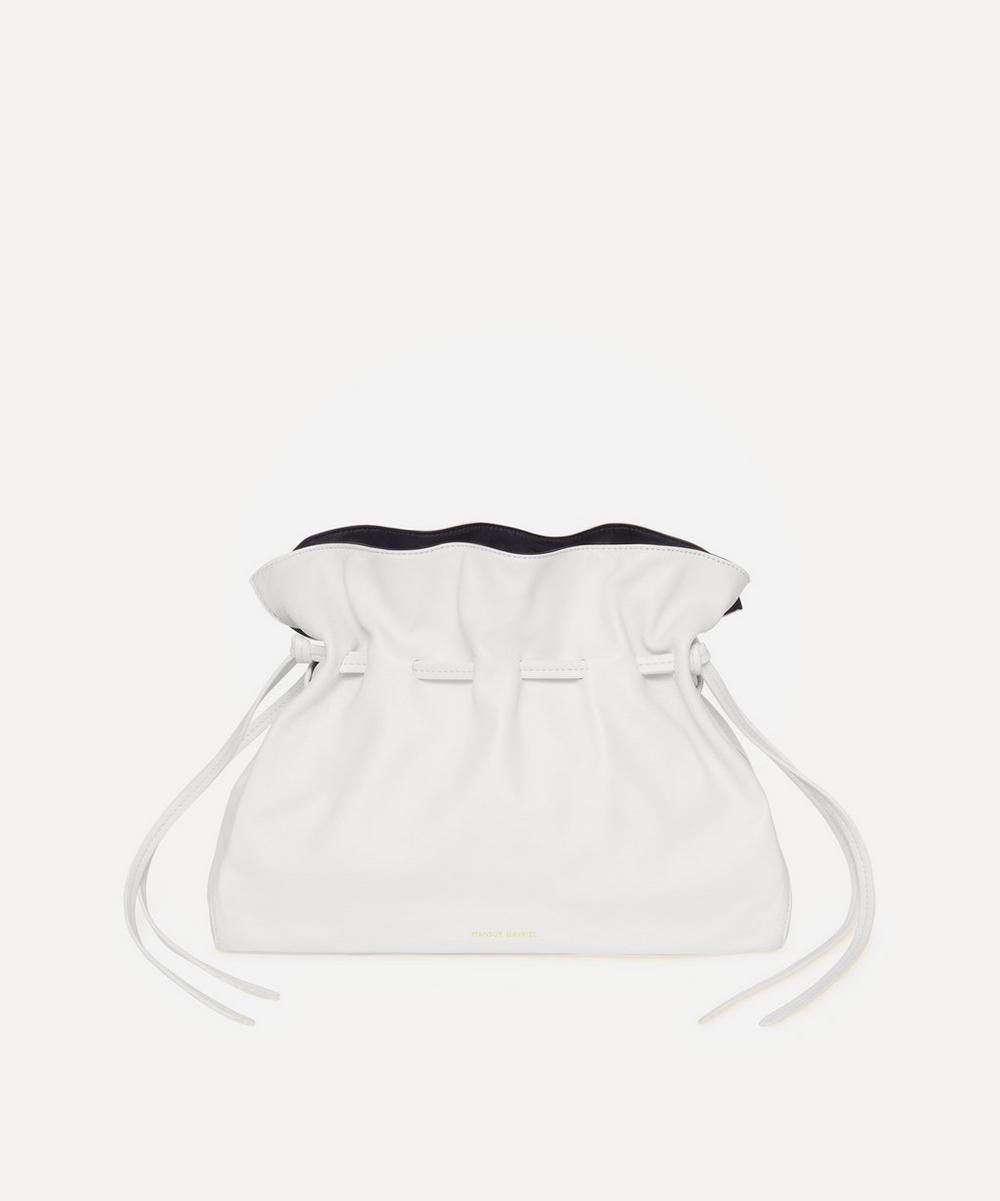 Mansur Gavriel - Leather Protea Cross-Body Bag
