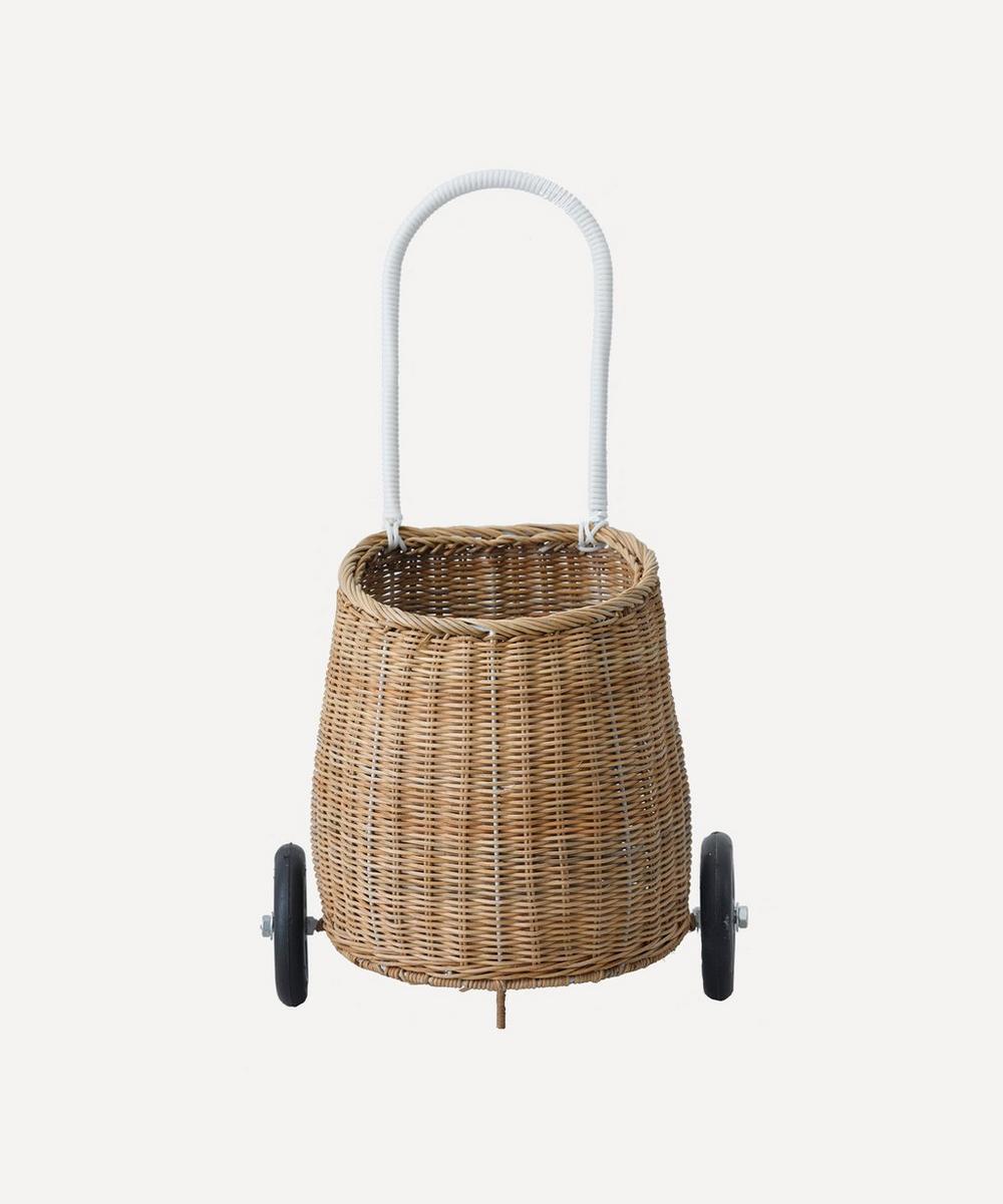 Olli Ella - Luggy Basket in Natural