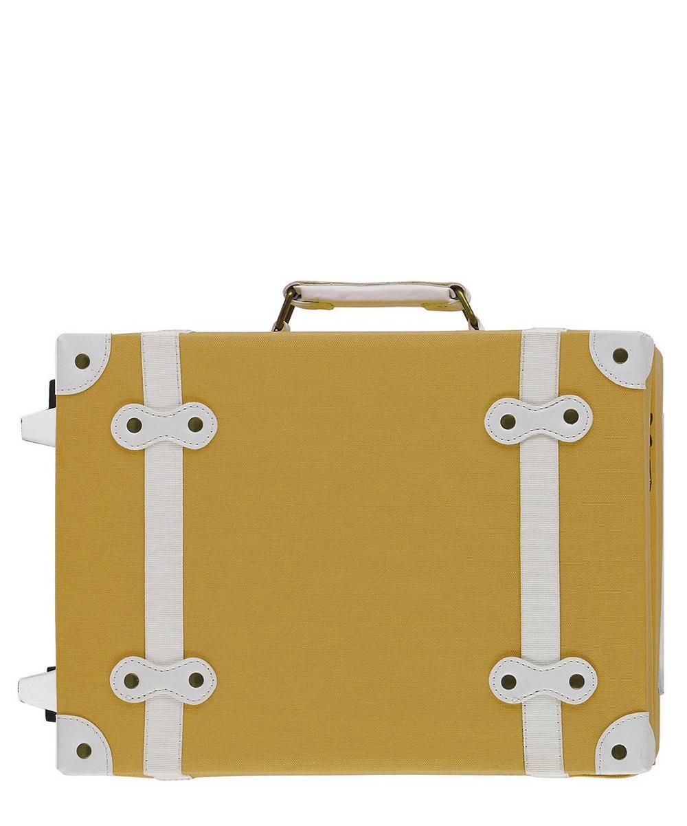 Olli Ella - See-Ya Suitcase in Mustard