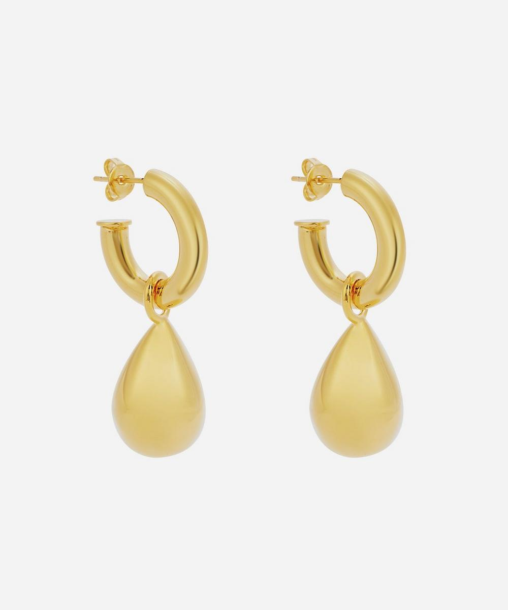 Moya - Alma Hoop Earrings