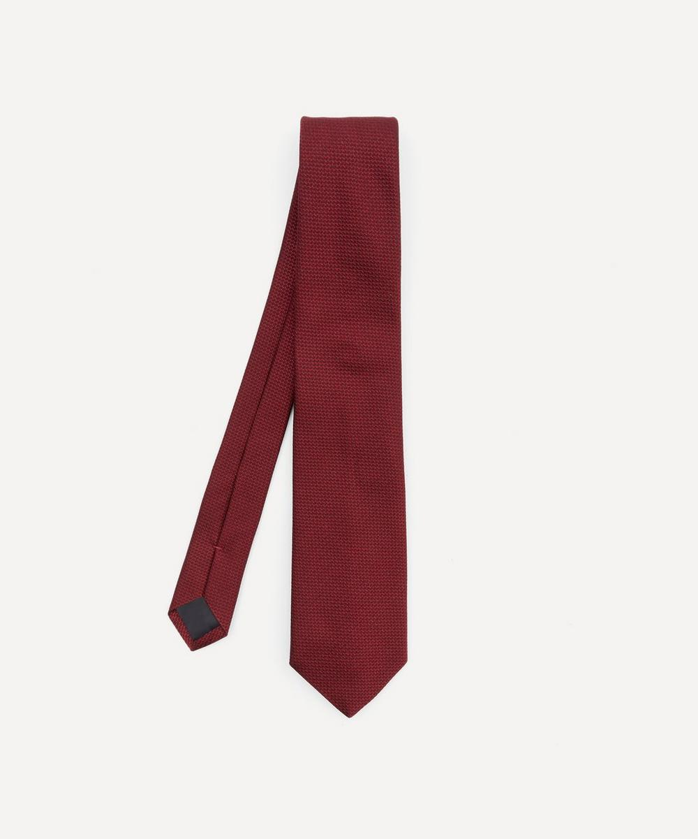 Nick Bronson - Silk Cotton Textured Tie