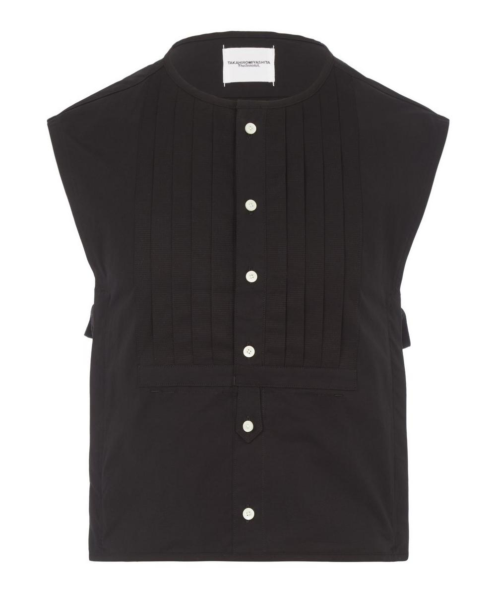 The Soloist - Sleeveless Tuxedo Vest