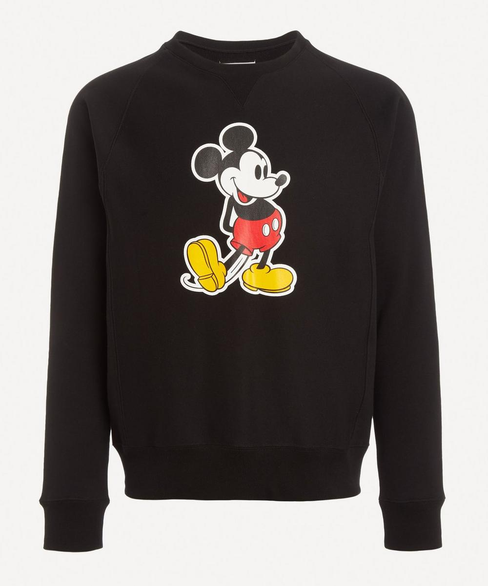 The Soloist - Mickey Mouse Crew-Neck Sweatshirt