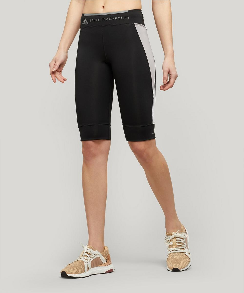 adidas by Stella McCartney - Long Running Shorts