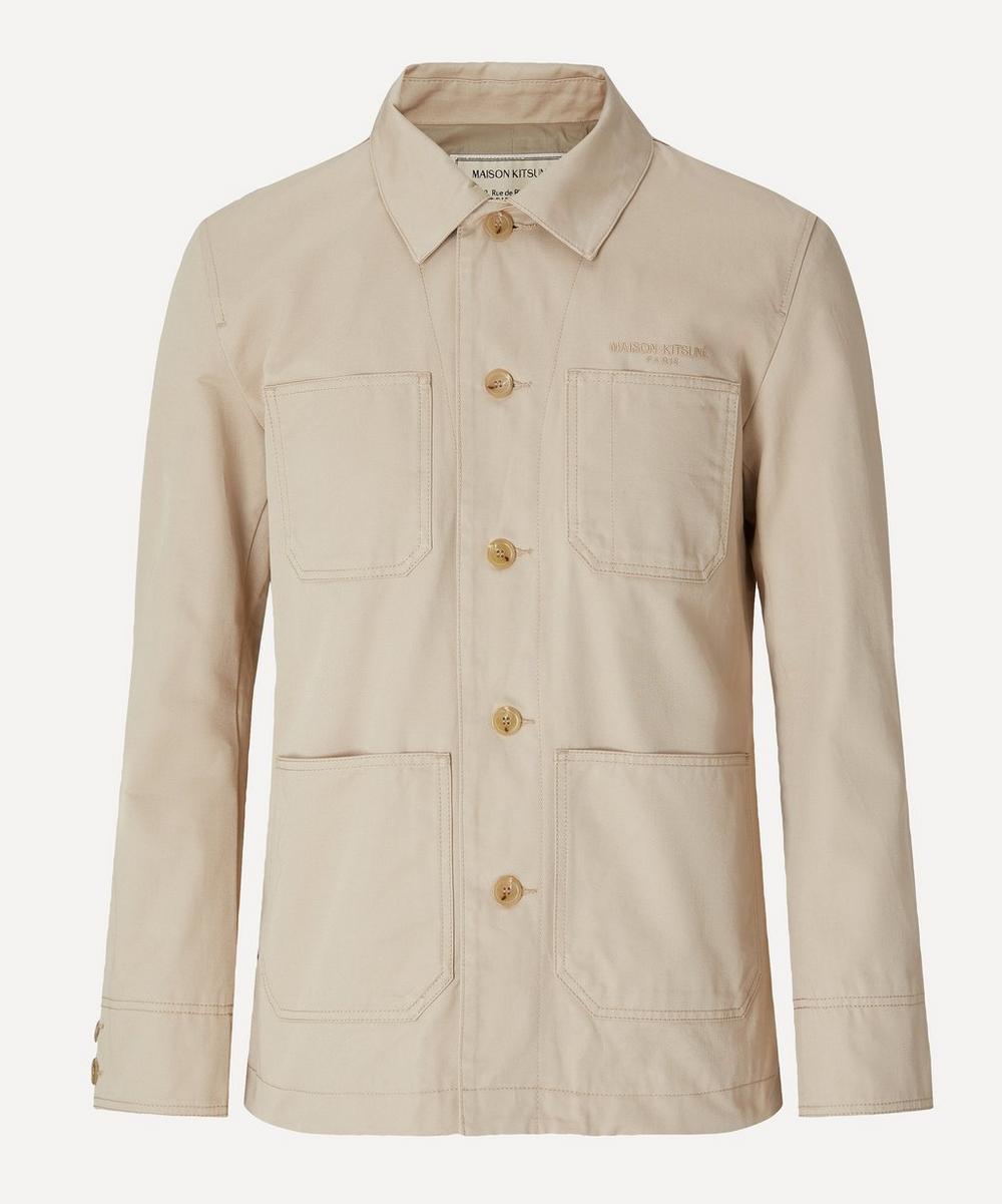Maison Kitsuné - Worker Cotton Jacket