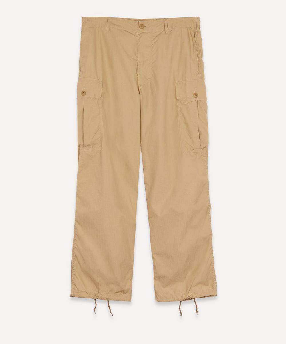Beams Plus - Ripstop Cotton Cargo Trousers