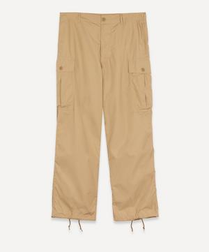 Ripstop Cotton Cargo Trousers