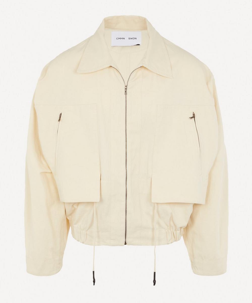 CMMN SWDN - Sami Linen Jacket