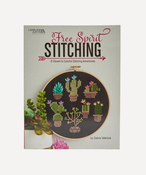 Unspecified - Free Spirit Stitching