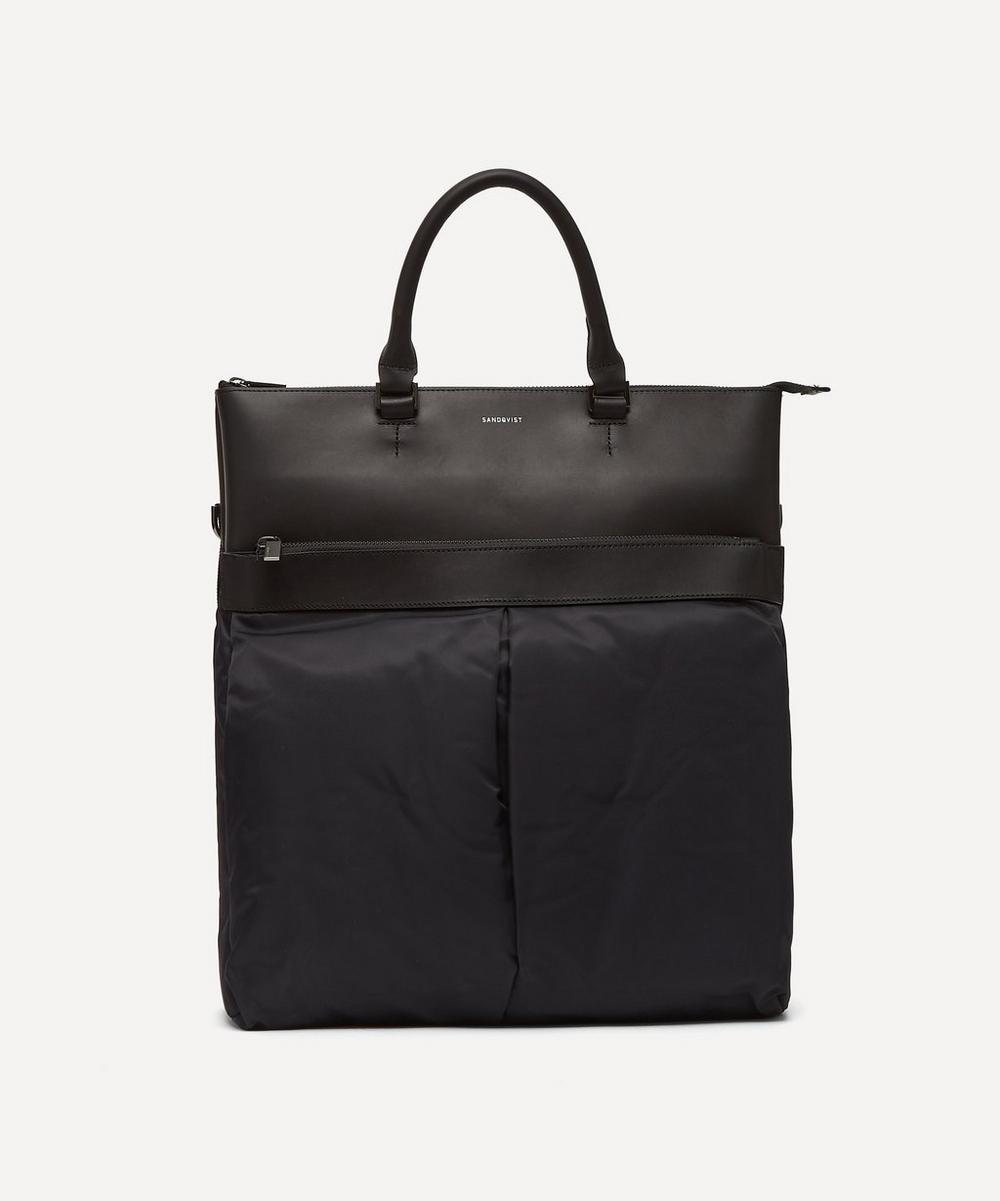 Sandqvist - Andres Recycled Nylon Tote Bag