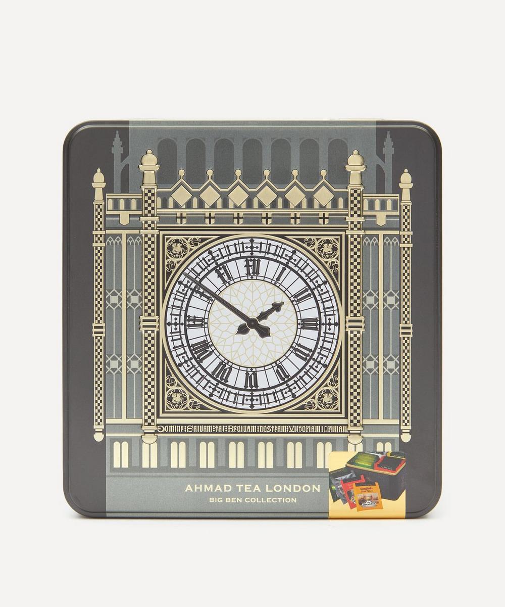 Ahmad Tea - Big Ben Tea Caddy Collection