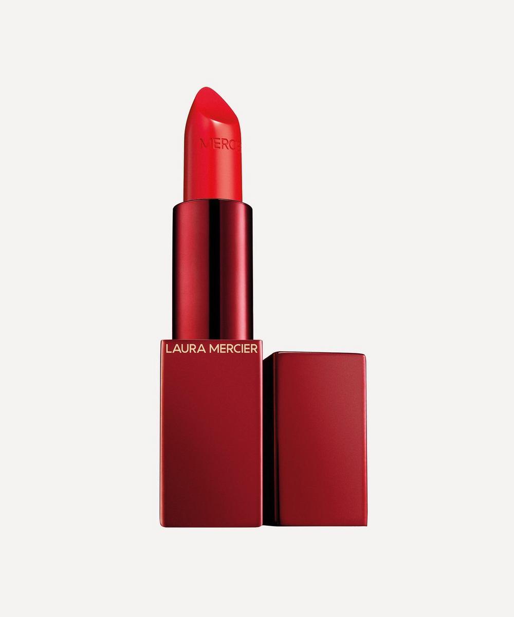 Laura Mercier - Rouge Essentiel Silky Crème Lipstick in Red Wish