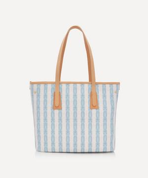 Iphis Stripe Little Marlborough Tote Bag