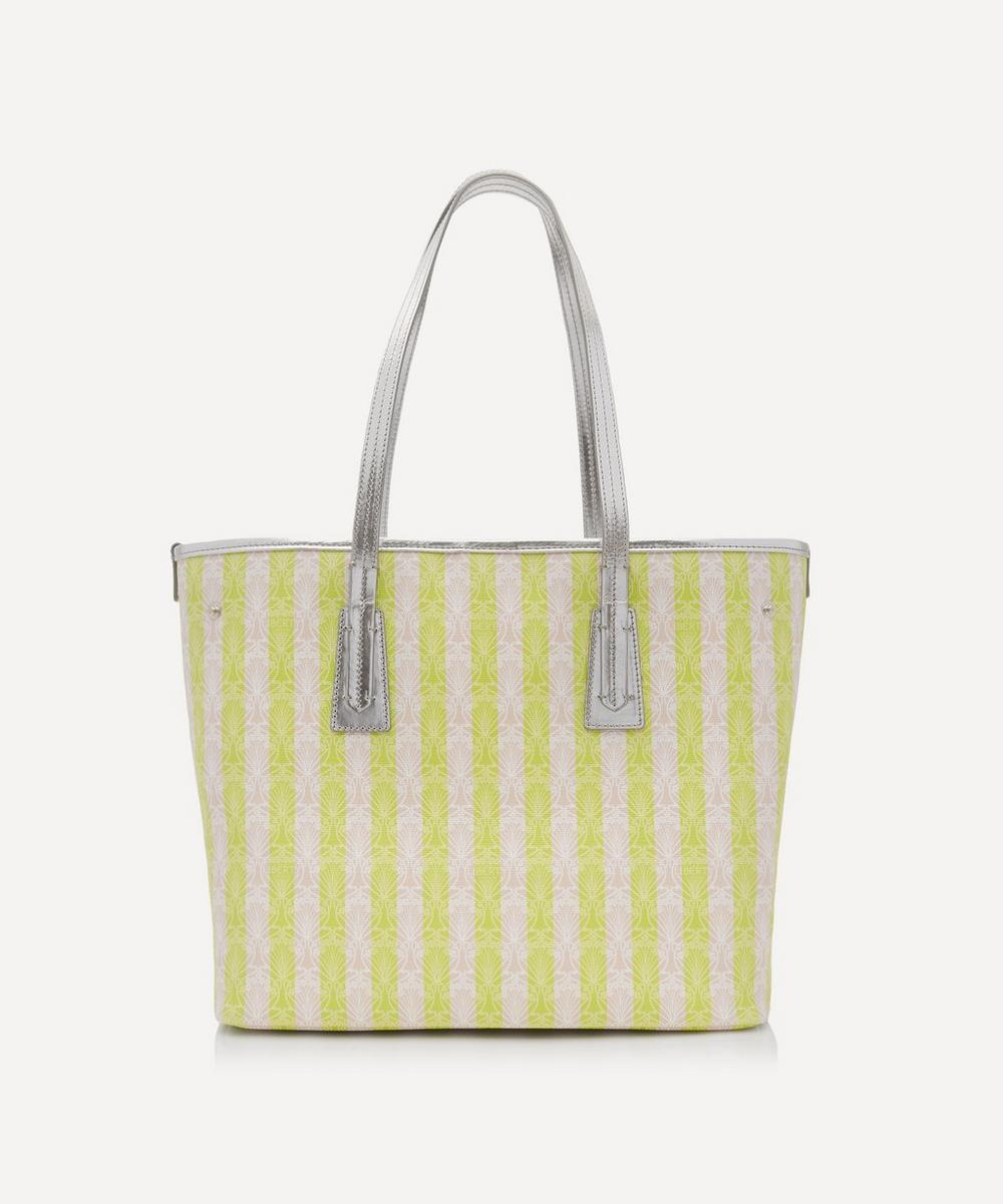 Liberty - Iphis Stripe Little Marlborough Tote Bag