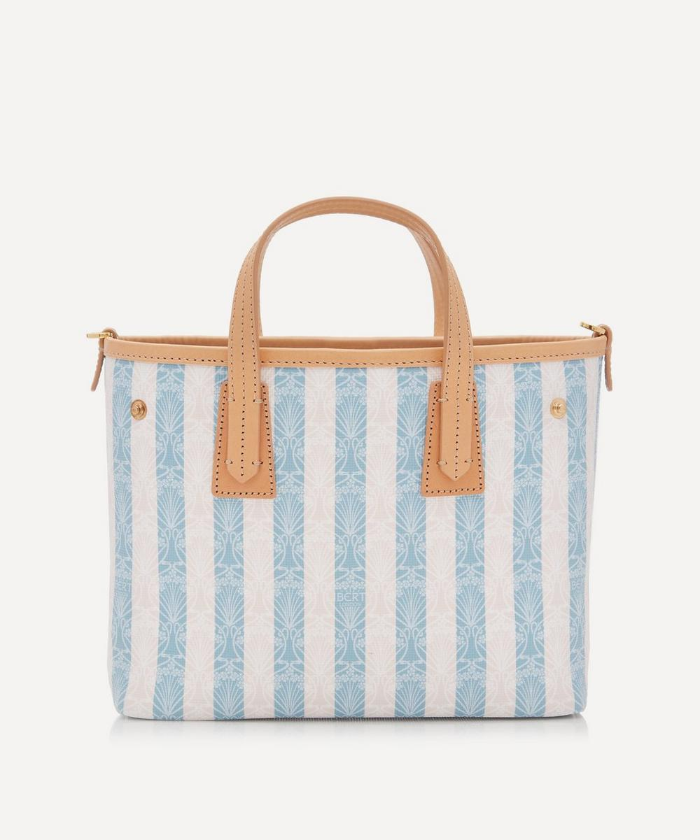 Liberty - Iphis Stripe Mini Marlborough Cross-Body Bag