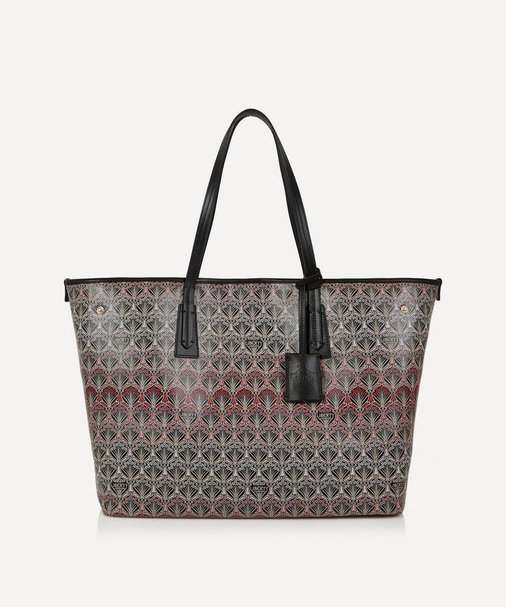 Liberty - Iphis Sunset Marlborough Canvas Tote Bag