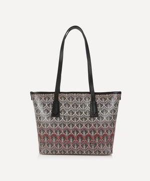 Iphis Sunset Petite Marlborough Canvas Tote Bag