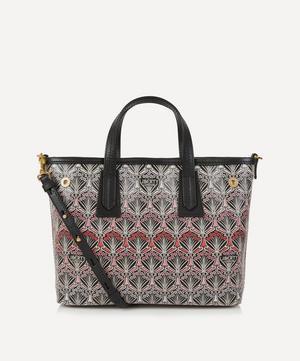 Iphis Sunset Mini Marlborough Canvas Cross-Body Bag