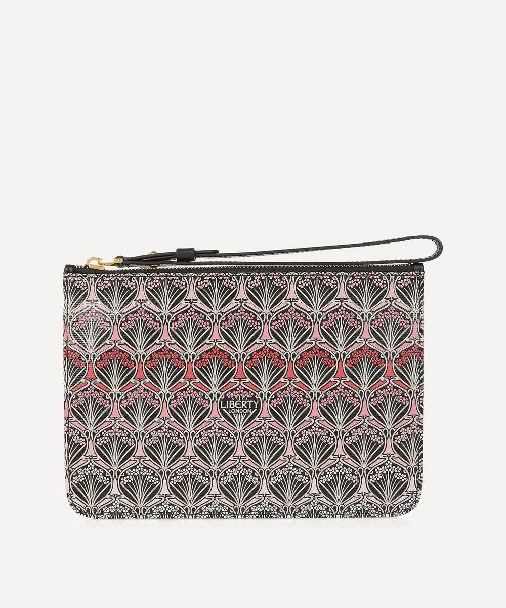 Liberty - Iphis Sunset Canvas Wristlet