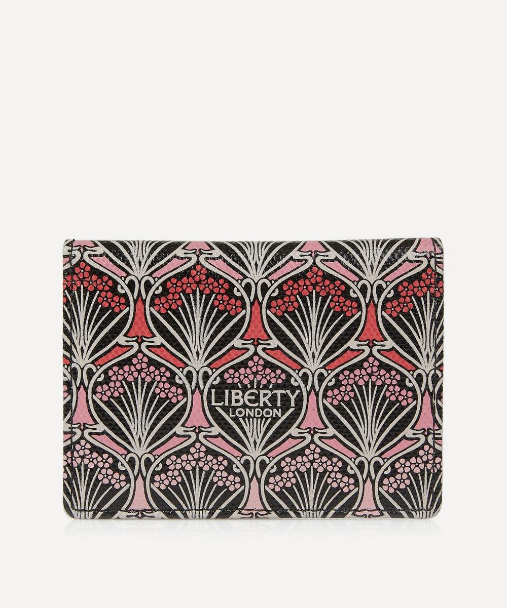Liberty - Iphis Sunset Canvas Travel Card Holder
