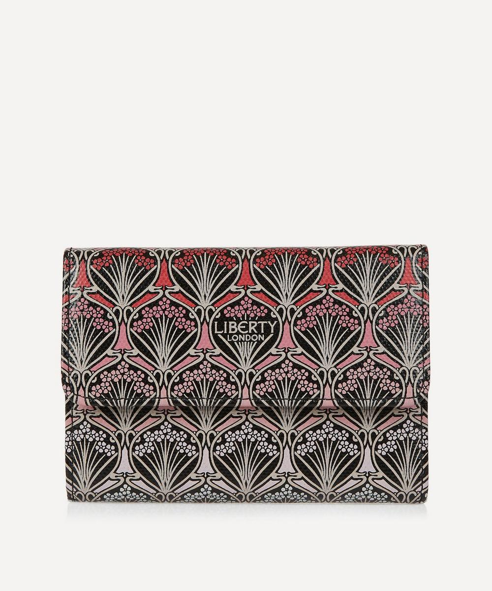 Liberty - Iphis Sunset Canvas Trifold Continental Wallet