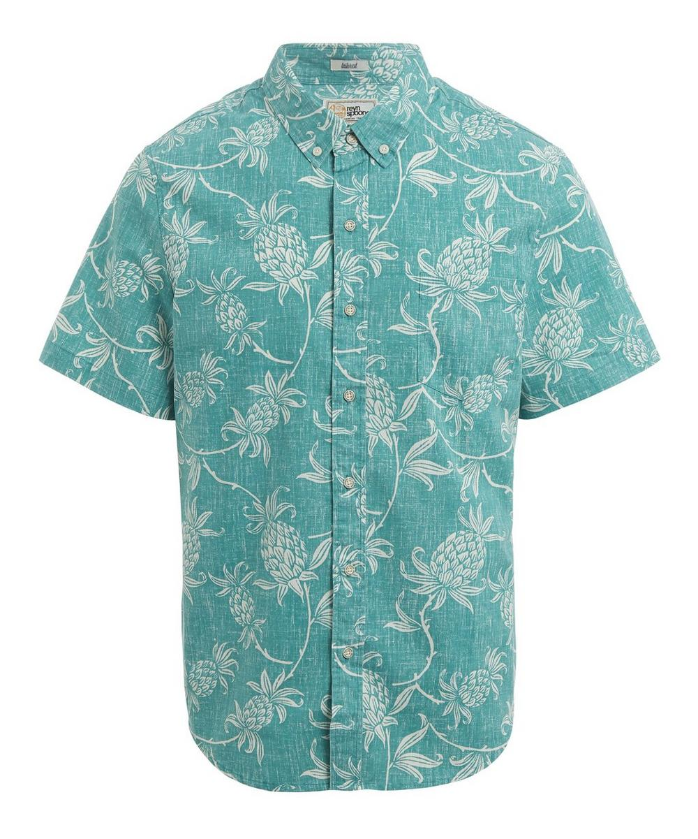 Reyn Spooner - Aloha Pineapple Short-Sleeve Shirt