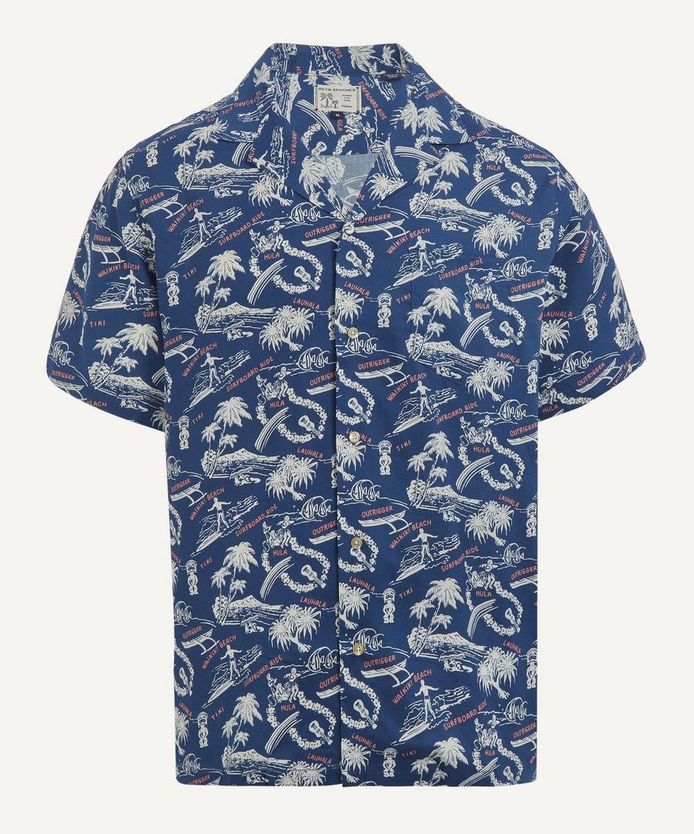 Reyn Spooner - Okole Maluna Shirt
