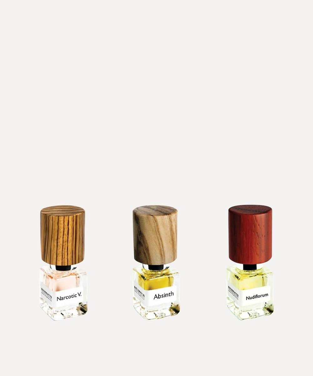 Nasomatto - OMA Perfume Oil Collection 3 x 4ml