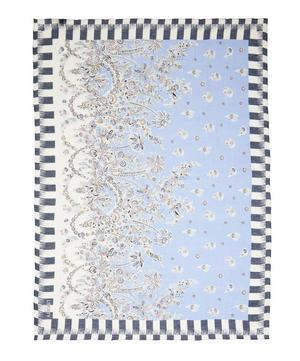 Octavie 147 x 111cm Linen-Blend Scarf