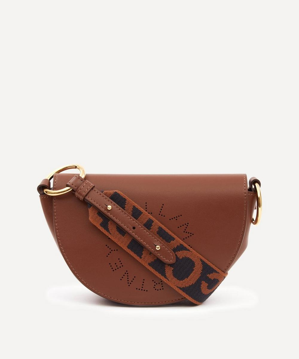 Stella McCartney - Mini Marlee Faux Leather Shoulder Bag