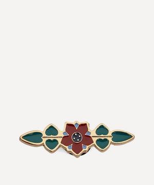 X Crocs Floral Brooch Jibbitz™ Charm