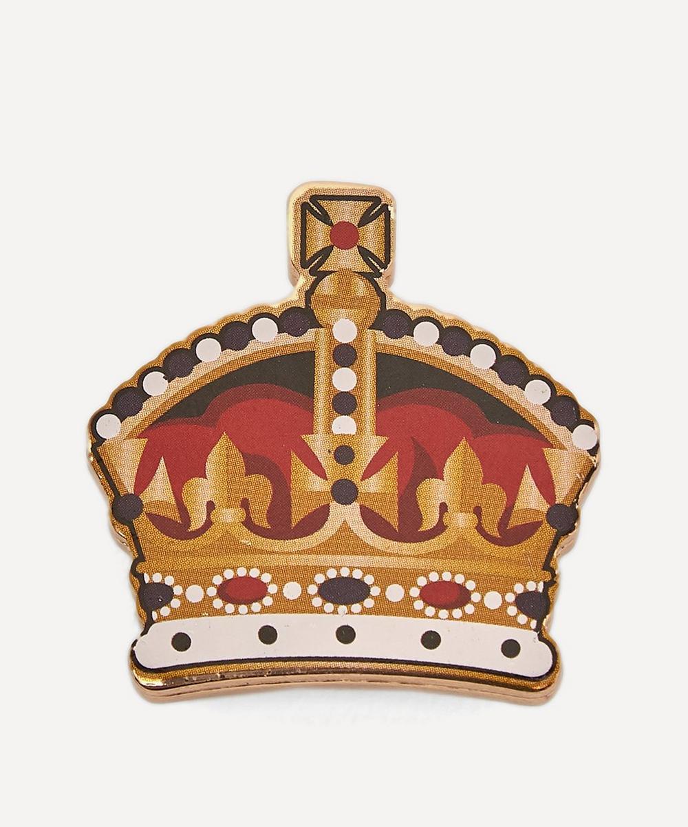 Liberty London - X Crocs Crown Jibbitz™ Charm