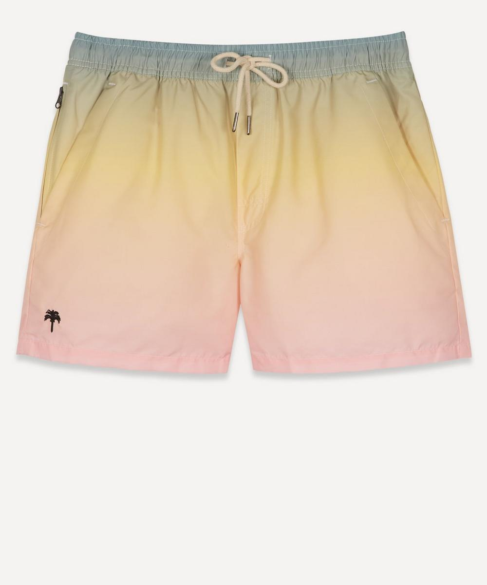 OAS - Gradient Dye Swim Shorts