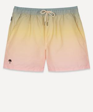 Gradient Dye Swim Shorts
