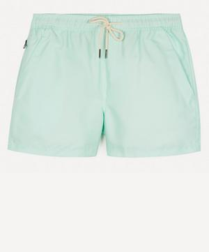 Solid Colour Swim Shorts