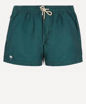 Solid Colour Swim Shorts