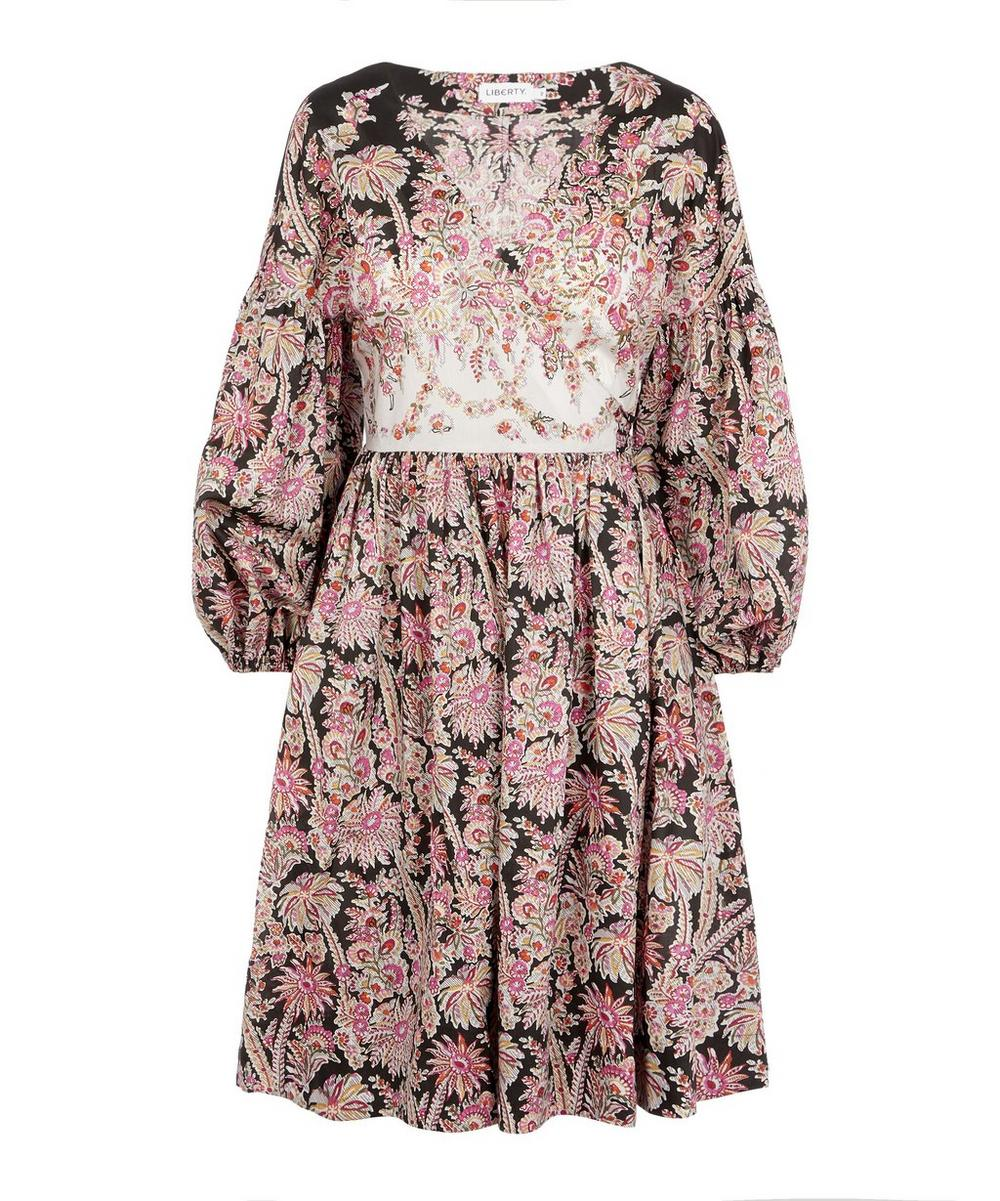 Liberty - Octavie Tana Lawn™ Cotton Tie Dress