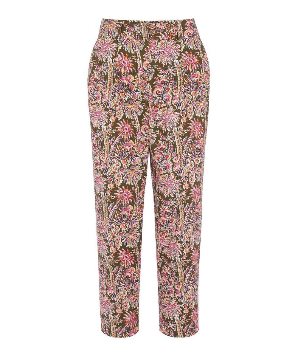 Liberty - Octavie Stretch-Cotton Aura Pants