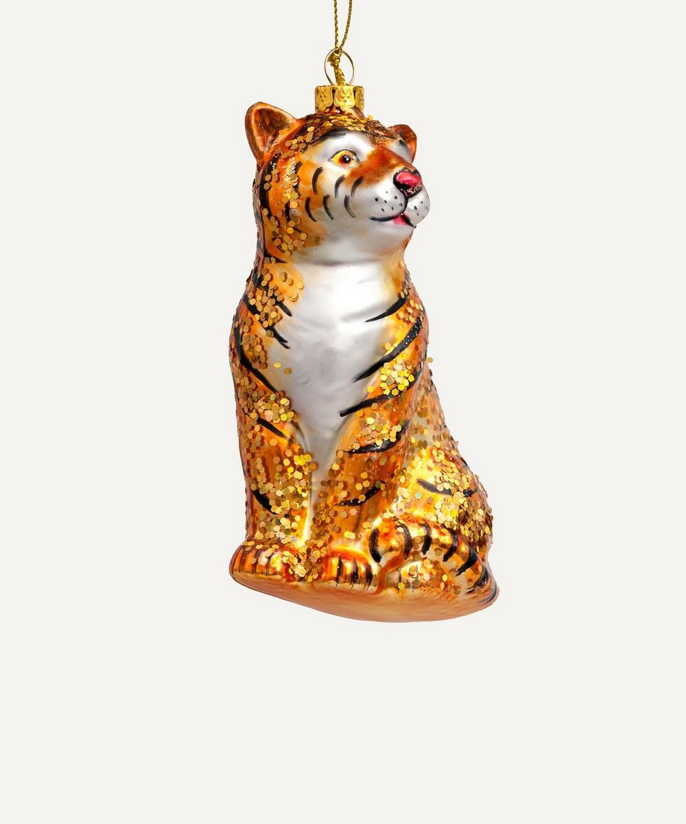 Unspecified - Tiger Decoration