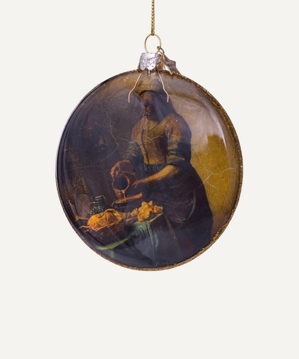 Unspecified - The Milkmaid Decoration