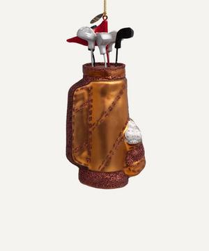 Golf Bag Decoration