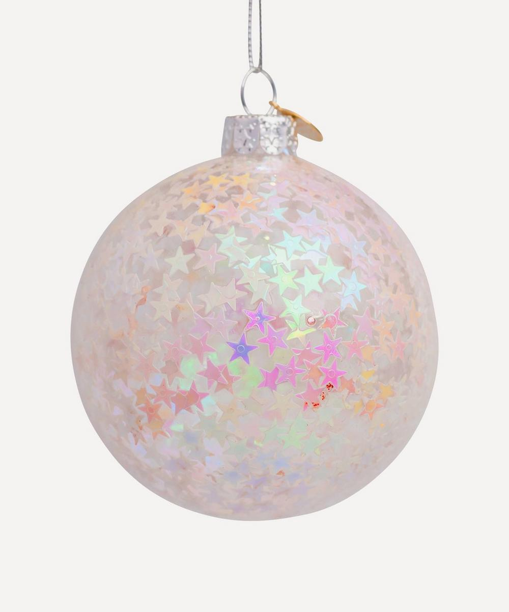 Unspecified - Glass Stars Bauble