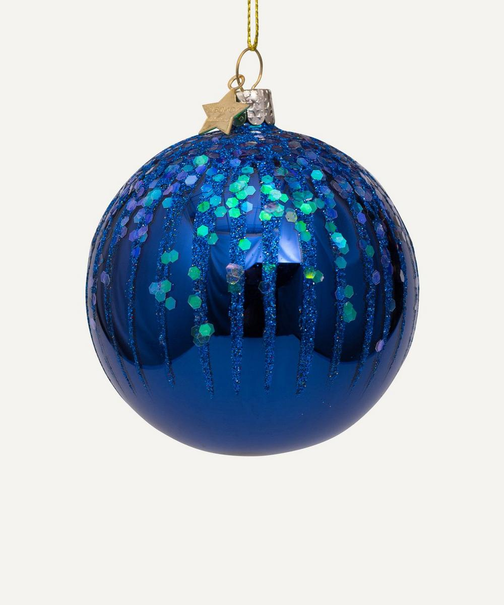 Unspecified - Pearlescent Fireworks Bauble