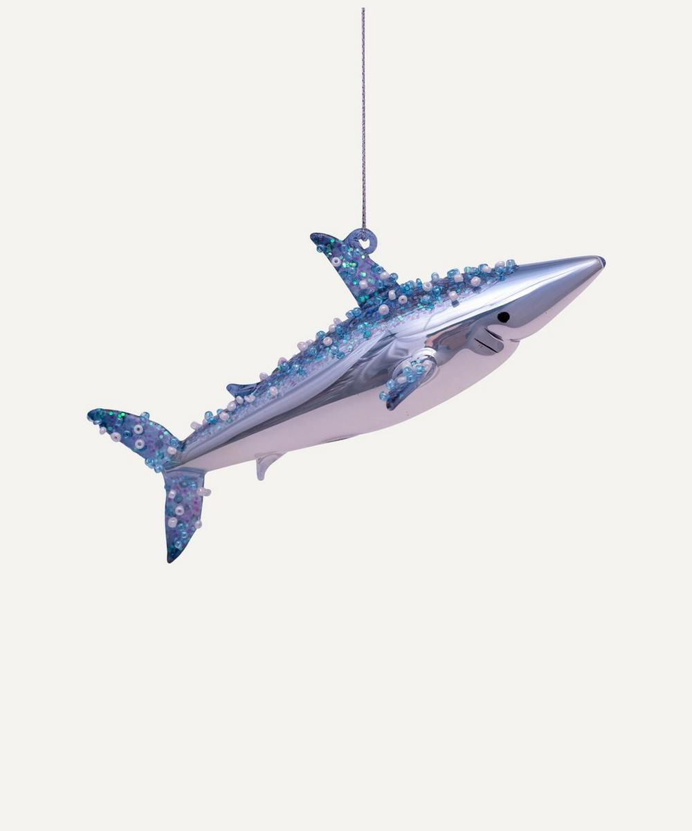Unspecified - White Shark Hanging Decoration