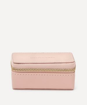 Faux Leather Mini Jewellery Box