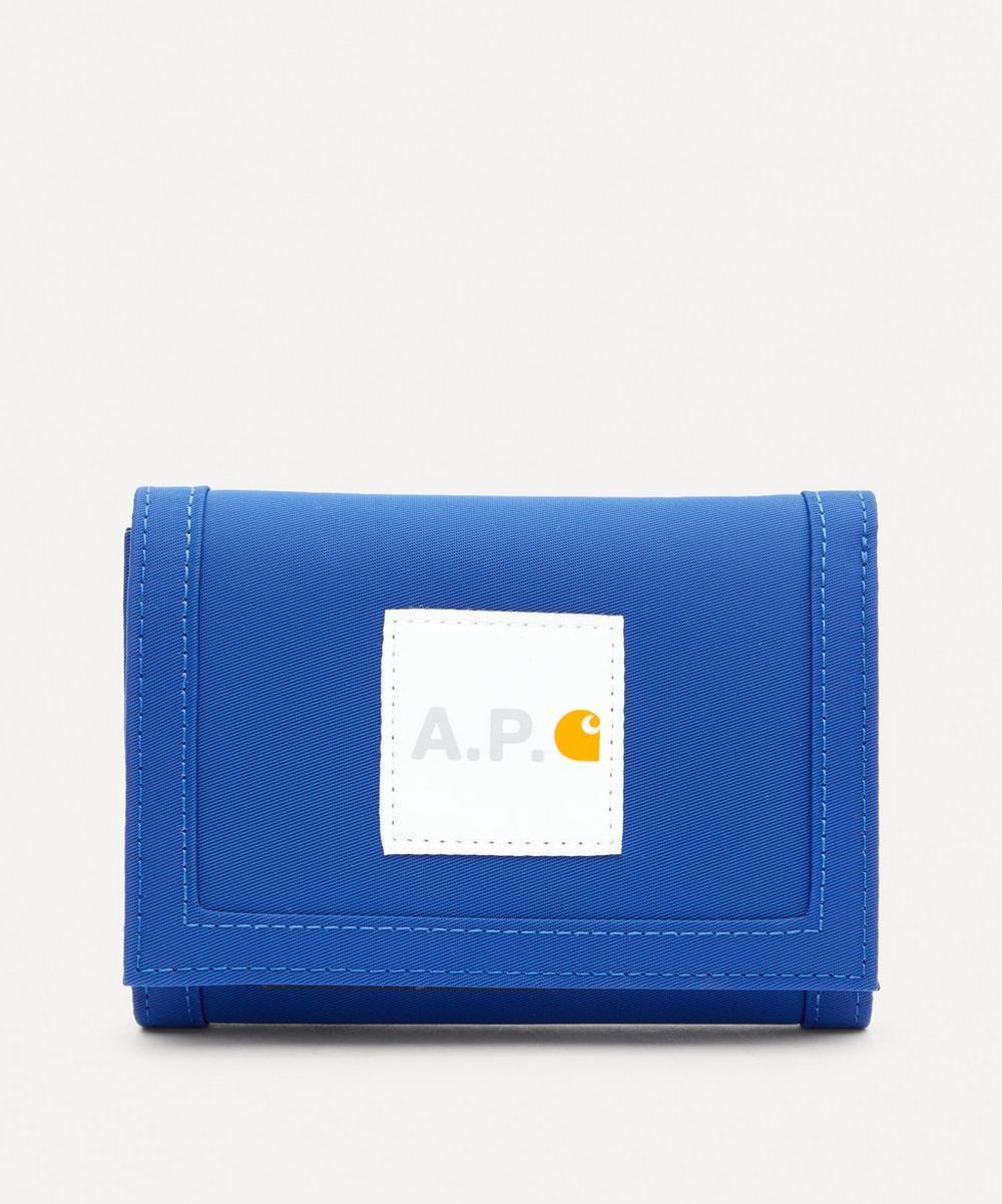 A.P.C. - x Carhartt Nylon Wallet