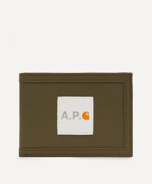 x Carhartt Nylon Cardholder
