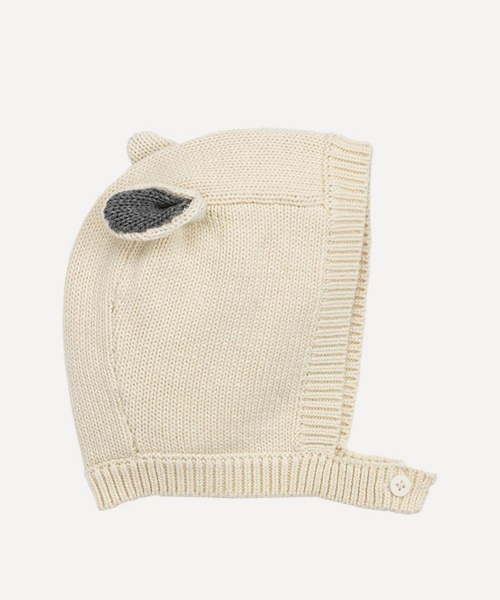 Stella McCartney Kids - Bunny Knit Hat 3-18 Months