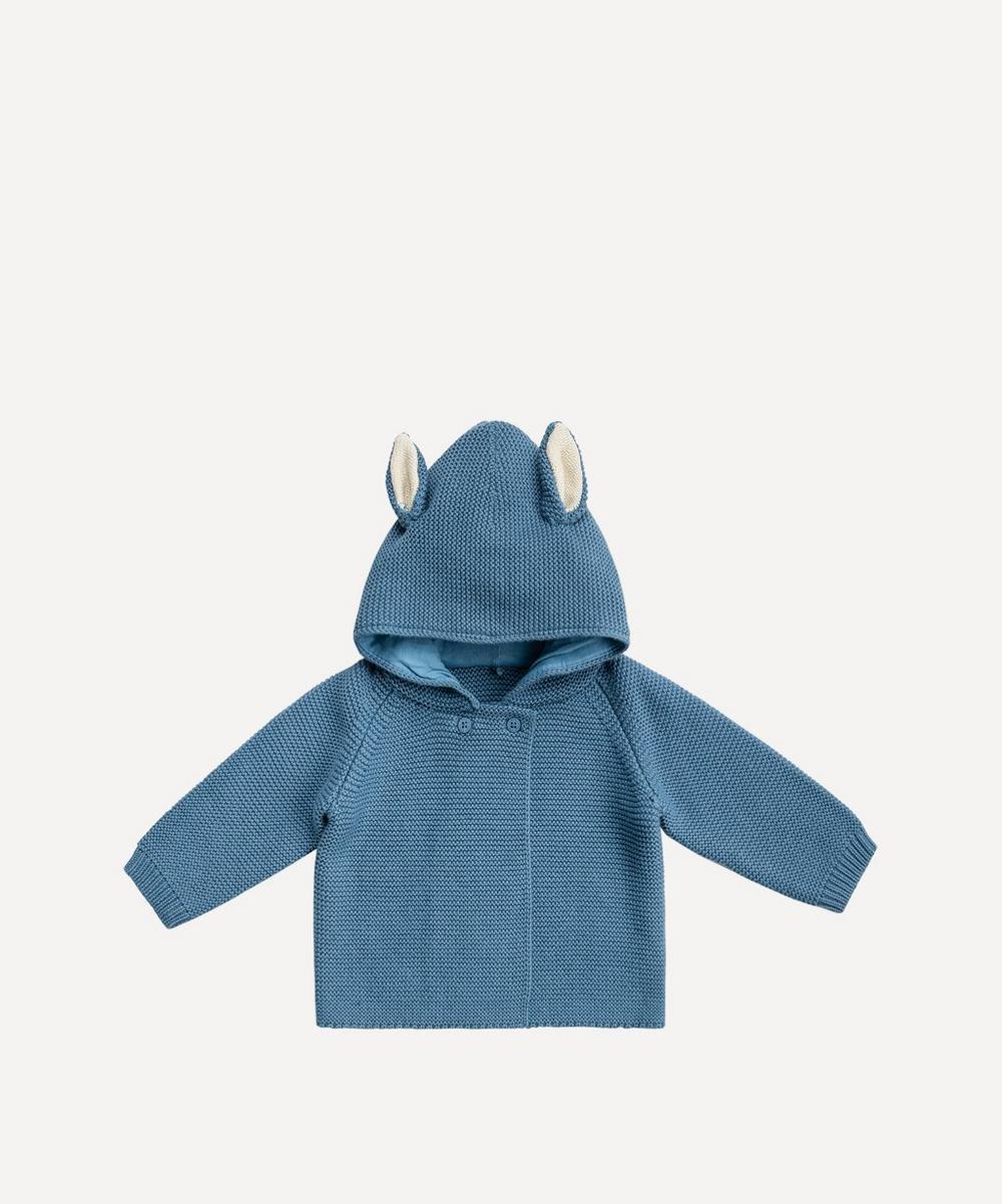 Stella McCartney Kids - Horse Knit Cardigan 0-3 Years